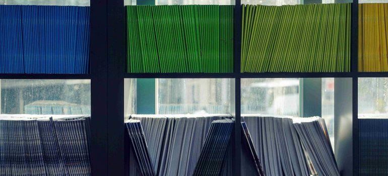 Hoe je een ordner gebruikt voor een opgeruimd huis en kantoor